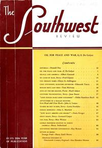 image of The Southwest Review: Autumn 1944