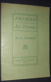 image of Primer of Eye Training
