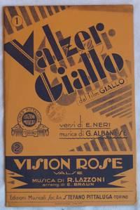 VALZER GIALLO - VISION ROSE