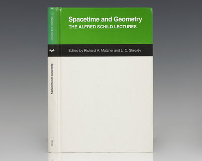 Austin: University of Texas Press, 1982. First edition of this work on space. Octavo, original cloth...