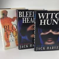 The Jack Harvey Novels; Witch Hunt, Bleeding Hearts, Blood Hunt