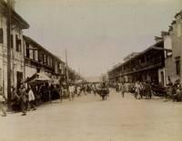 A Crowded Shanghai Street
