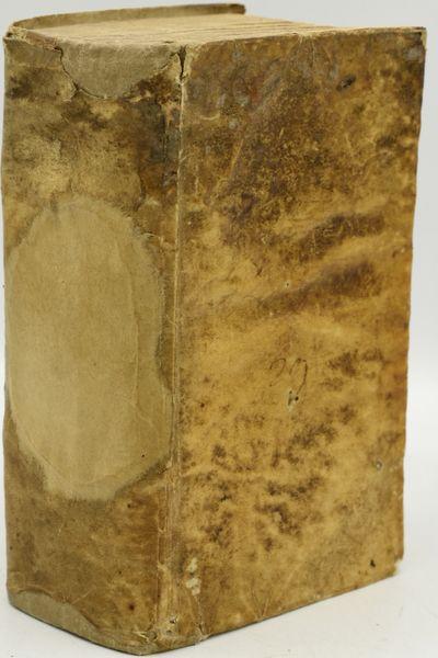 A Paris: Chez Iacqves Langlois, au mont sainct Hylaire, 1629. Early Edition. Full Leather. Very Good...