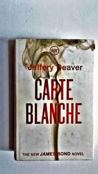 Carte Blanche: a James Bond novel.