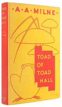 Toad of Toad Hall: A Play from Kenneth Grahame's Book.