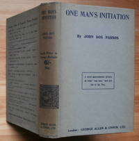 ONE MAN'S INITIATION - 1917