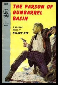 image of THE PARSON OF GUNBARREL BASIN