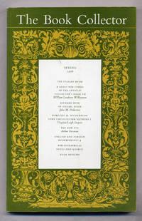 The Book Collector: Volume 27, #1 Spring 1978