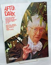 After Dark: the national magazine of entertainment vol. 7, #4, August 1974: Special San Francisco issue, the people and the place