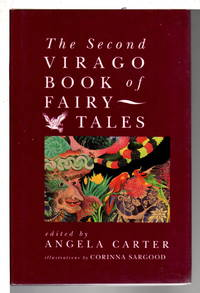 image of THE SECOND VIRAGO BOOK OF FAIRY TALES.