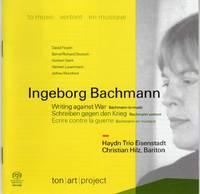 Ingeborg Bachmann - Writing Against War - Bachmann to Music [CD - SACD Music Compact Disc]