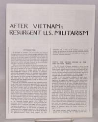 After Vietnam: resurgent US militarism