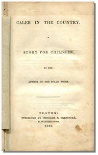 CALEB IN THE COUNTRY: Story for Children