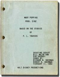 Mary Poppins (Original screenplay for the 1964 film)