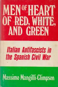 image of Men of Heart of Red, White, and Green _ Italian Antifascists in the Spanish Civil War