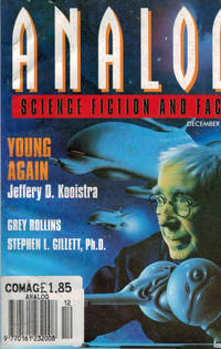 image of Analog. Science Fiction and Fact. Volume 113, No. 14. December 1993