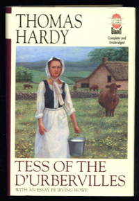 Tess of the D'Urbervilles by Thomas Hardy - Hardcover - 1995 - from Lazy Letters Books (SKU: 21289)