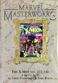 MARVEL MASTERWORKS Vol. 40 (Hardcover Limited Edition - Gold Foil Variant) : The UNCANNY X-MEN  Nos. 132-140 & Annual No. 4