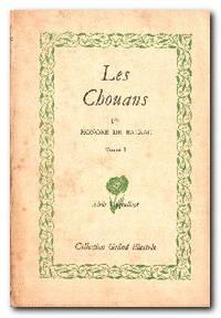 Les Chouans Tome I