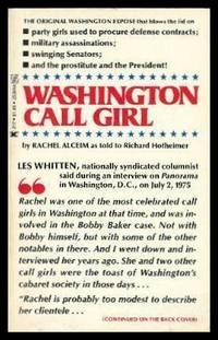 WASHINGTON CALL GIRL - The Original Washington Expose