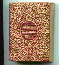 image of The Holy Bible...[Cover Title: Illustrated Miniature Bible].