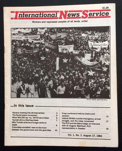 Chippendale, NSW, Australia: Pathfinder Press, 1984. 24p., staplebound bulletin, very good. Internat...