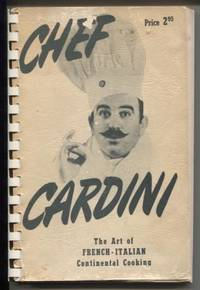 Chef Cardini: French-Italian Continental Cooking