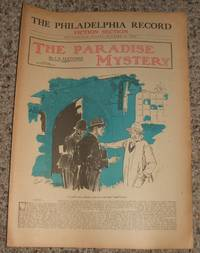 image of The Paradise Mystery  The Philadelphia Record for October 12th 1930