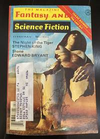 The Magazine of Fantasy and Science Fiction, February 1978: Stephen King, Edward Bryant, Isaac...
