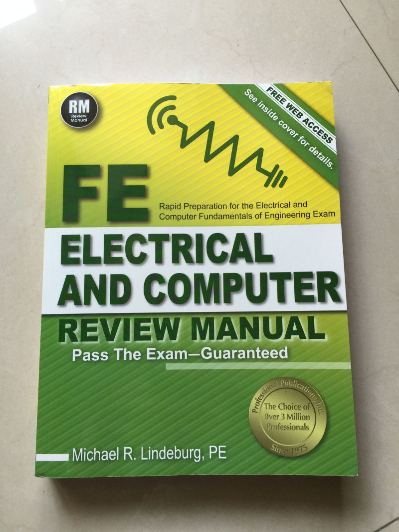 Ebook Fe Electrical And Computer Review Manual Manual Guide