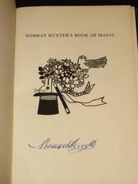 Norman Hunter's Book of Magic [SIGNED]