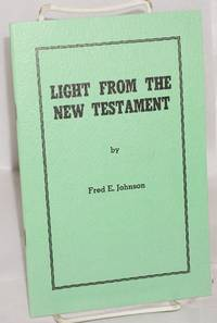 image of Light from the New Testament