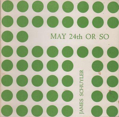 New York: Tibor de Nagy Editions, 1966. First Edition. Wraps. Very good +. Square 8vo. Perfect-bound...