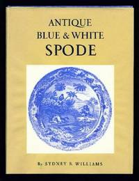 Antique Blue and White Spode