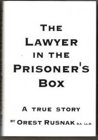 THE LAWYER IN THE PRISONER'S BOX