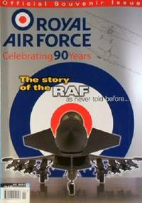 Royal Air Force Celebrating 90 Years by Cotter Jarrod - Paperback - Unknown - 2008 - from Marlowes Books and Biblio.com