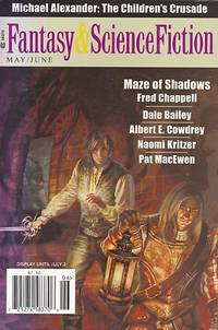 The Magazine of Fantasy and Science Fiction. Volume 122 Nos 5 & 6. May/June 2012