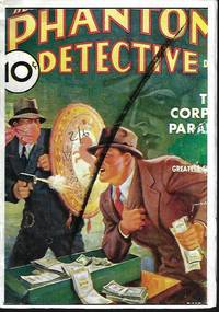 THE CORPSE PARADE: From THE PHANTOM DETECTIVE Magazine: December, Dec. 1937