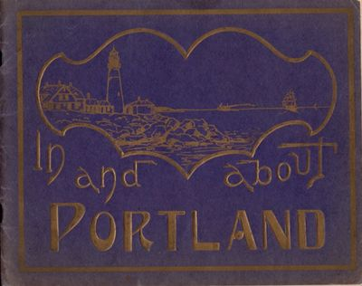 Portland, Maine: C.S. Woolworth & Company, 1906. Wraps. Good. Oblong stapled wraps. pages. illustrat...