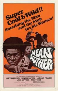 image of Mean Mother (Original Film Pressbook)