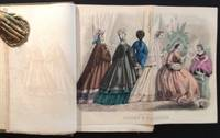 Godey's Lady's Book (2 Vols.) --1864 (Complete)