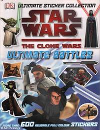 The Clone Wars: Ultimate Sticker Collection Star Wars