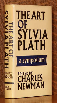 image of THE ART OF SYLVIA PLATH - A SYMPOSIUM