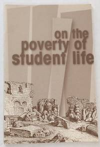image of On the poverty of student life