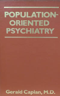 Population-Oriented Psychiatry