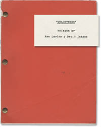 image of Volunteers (Original screenplay for the 1985 film)