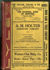 Polk's Helena (Montana) City Directory 1929