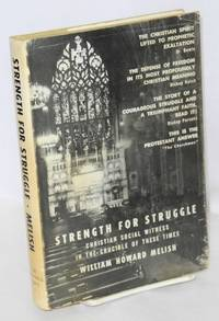 image of Strength for struggle, Christian social witness in the crucible of our times