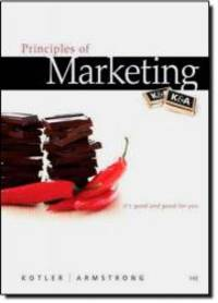 image of Principles of Marketing (14th Edition)
