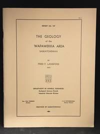 image of The Geology of the Wapawekka Area Saskatchewan